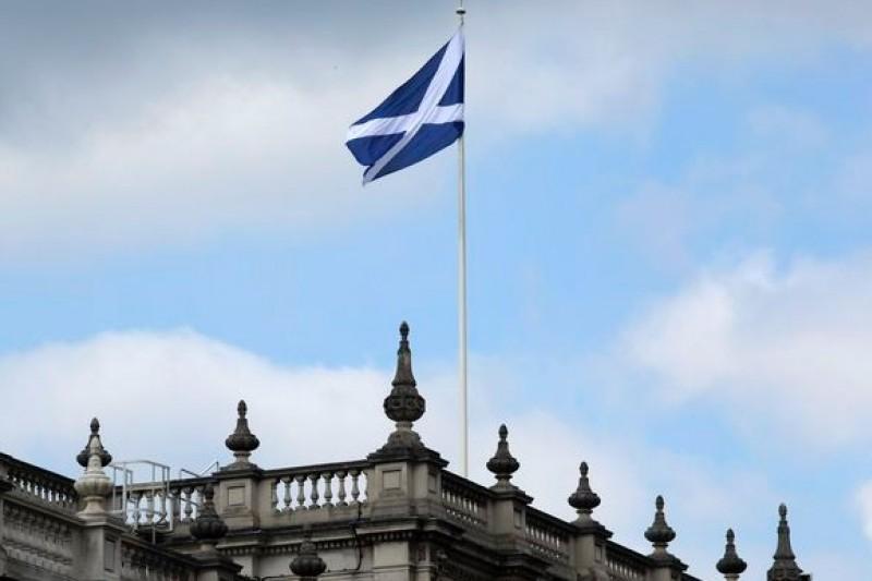 蘇格蘭獨立公投18日登場,結果舉世矚目。(美聯社)