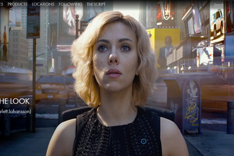 基於紐約的新創公司 TheTake,要幫助使用者買到心愛電影人物的穿著服飾 (圖:網路)