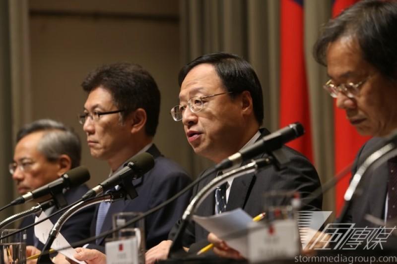 行政院長江宜樺24日主持食安會議,作出三級品管的決定。(資料照片,吳逸驊攝)