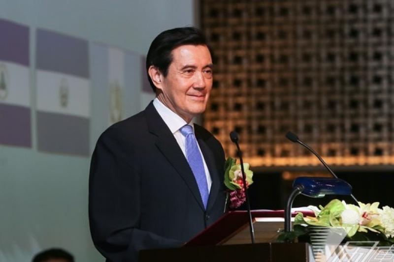 我方推動讓馬總統出席APEC及馬習會的方向,仍繼續努力中。(資料照片,林韶安攝)