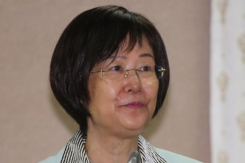 法務部長羅瑩雪8日在立法院表示,檢察官應該調查台北市長參選人柯文哲,言論再度引發爭議。(余志偉攝)