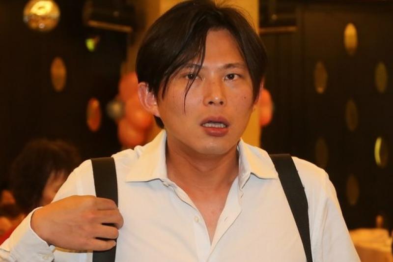 今年8月下旬,華府僑教中心拒絕借場地給中研院副研究員黃國昌,在華僑圈引發爭議。(資料照片,余志偉攝)
