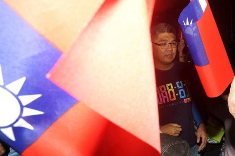 食安連環爆,國民黨台北市長參選人連勝文說,如果他是江宜樺會選擇離開。(資料照/蘇仲泓攝)