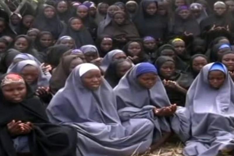 219位奈及利亞少女被恐怖組織擄走半年,如今終於傳出重獲自由的希望(取自網路)