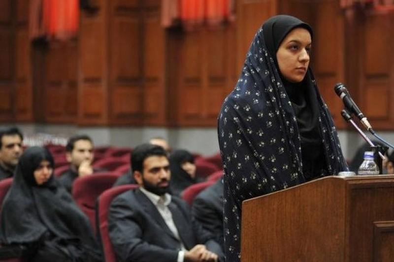 伊朗女子賈芭莉在遭判處死刑5年之後,儘管國際社會多方營救,但仍在25日走完人生旅程。(取自臉書)