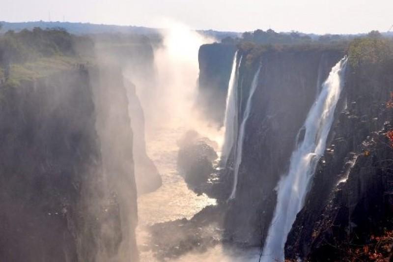 辛巴威準備斥資3億美元,蓋一座傲視全非洲的主題樂園(取自網路)