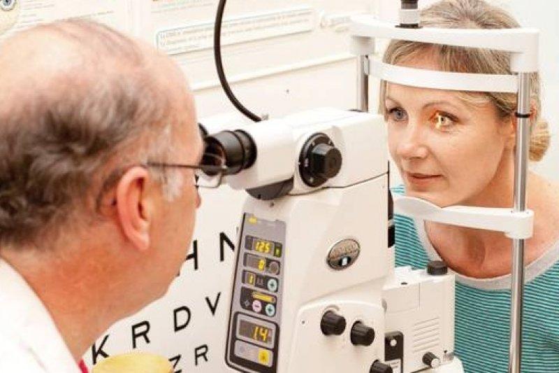 美國研究發現,阿茲海默氏症與眼睛視網膜密切相關(取自網路)