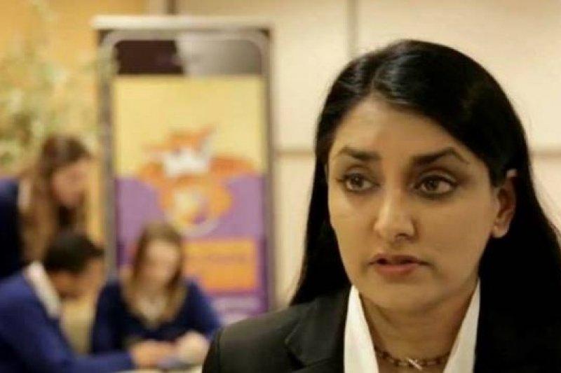 Freedom Charity創辦人普瑞姆(Aneeta Prem)(取自網路)