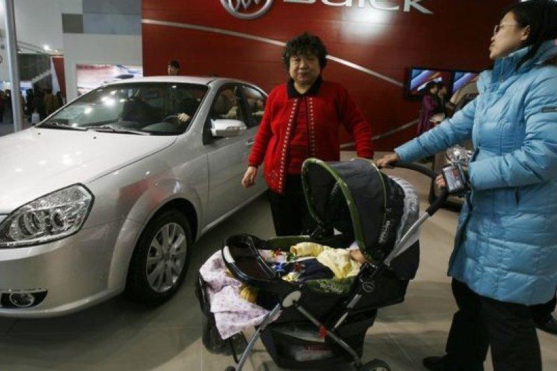 中國車市今年有望續熱。(美聯社)