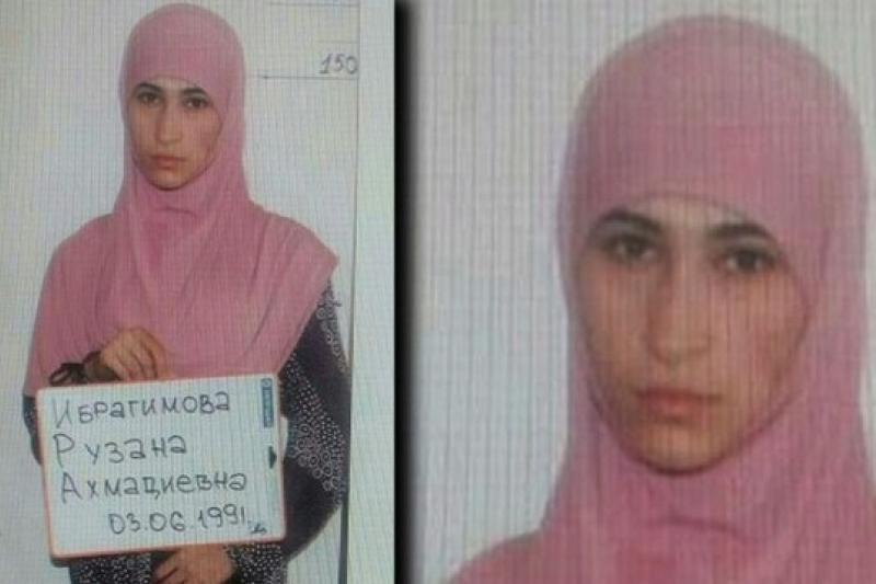 俄國指出一名名為伊布拉吉莫娃的女性恐怖攻擊份子可能已抵達索契(取自網路)