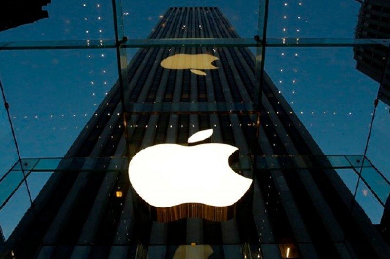 蘋果公布2014年Q1財報,整體表現不如預期,股價下跌8%。(美聯社)