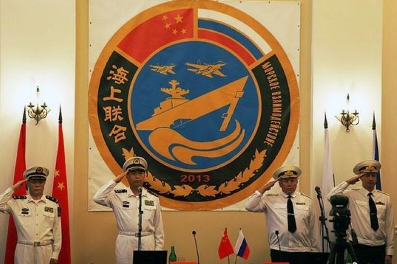 中俄聯合軍演的規格高於所有國家。(中新網)