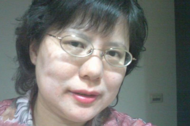 前中央社記者郭玫蘭涉為中國蒐集情資。(取自郭玫蘭臉書)