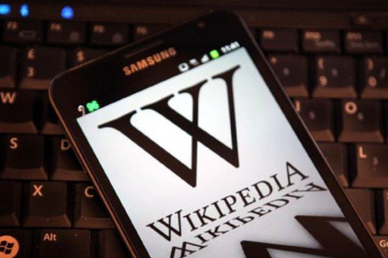 維基百科面臨小螢幕生存保衛戰。(取自網路)