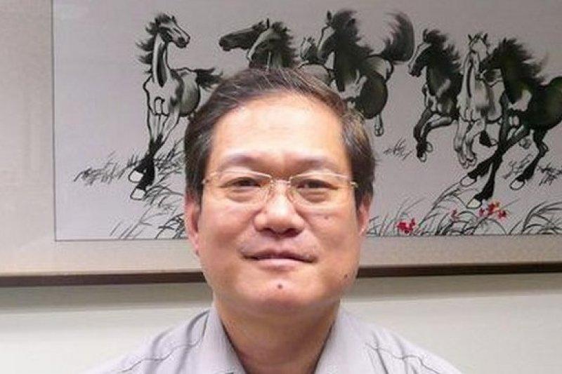 總統馬英九核心幕僚高輝12日上午因病去世。(取自中評社網站)