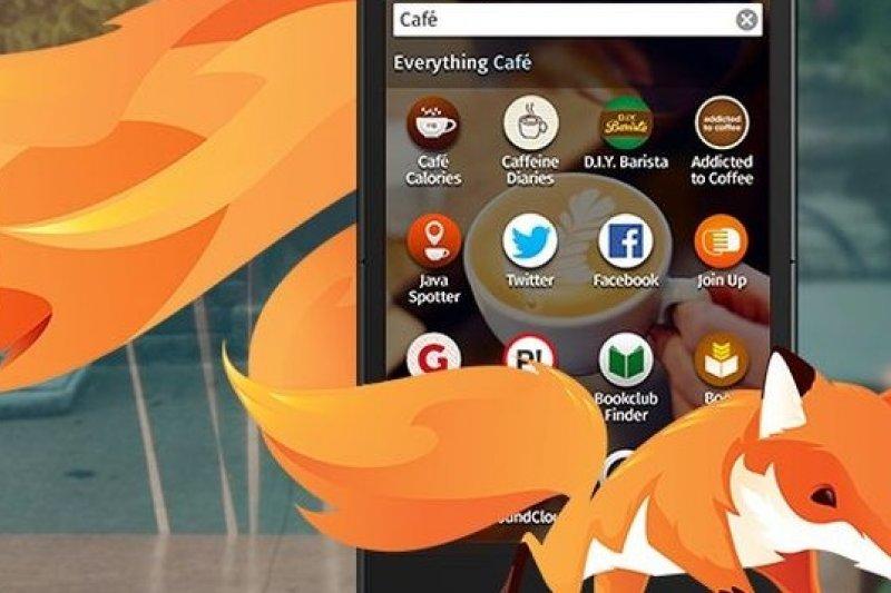 未來搭載Firefox OS的手機,最低竟然不到台幣1000元(取自網路)