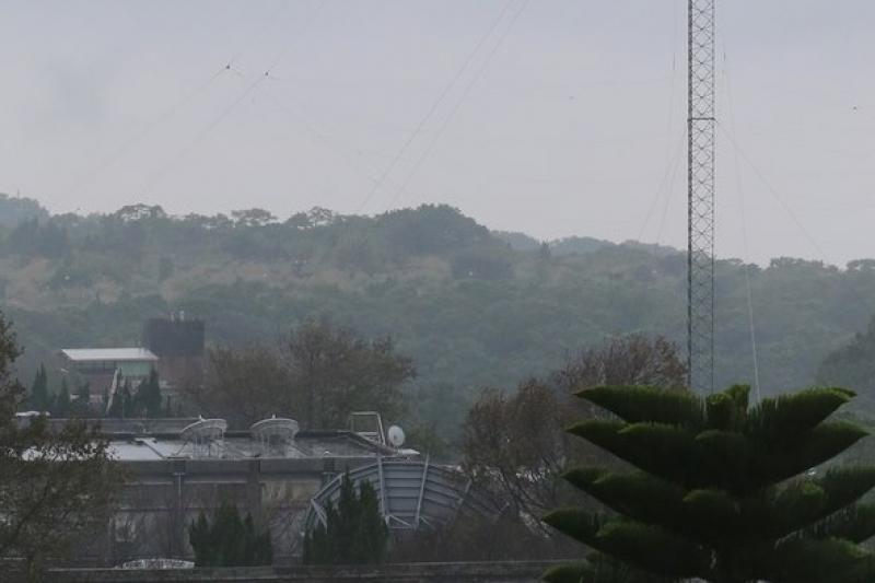 美國國家安全局前包商雇員史諾登曾揭露,美國在台北設有監聽設施,其中一即在陽明山「梅園」。(吳逸驊攝)