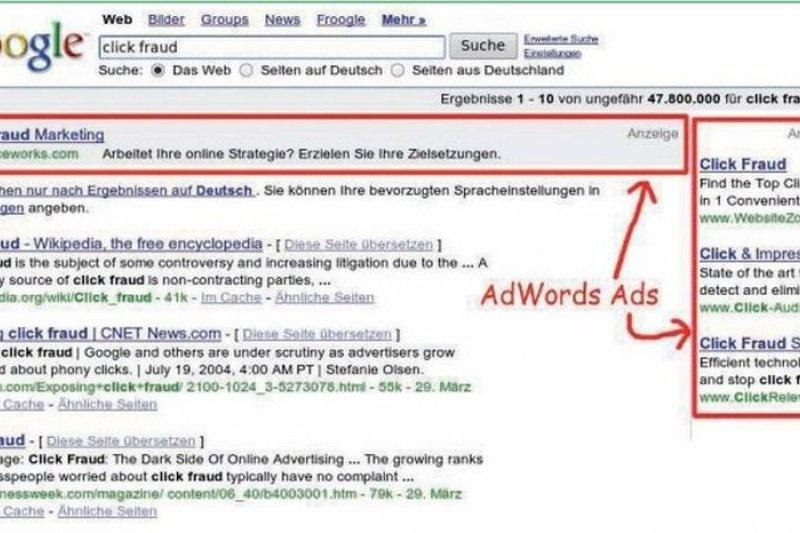 線上廣告詐欺頻傳,不過行銷經理人仍繼續押寶線上廣告。(取自網路)