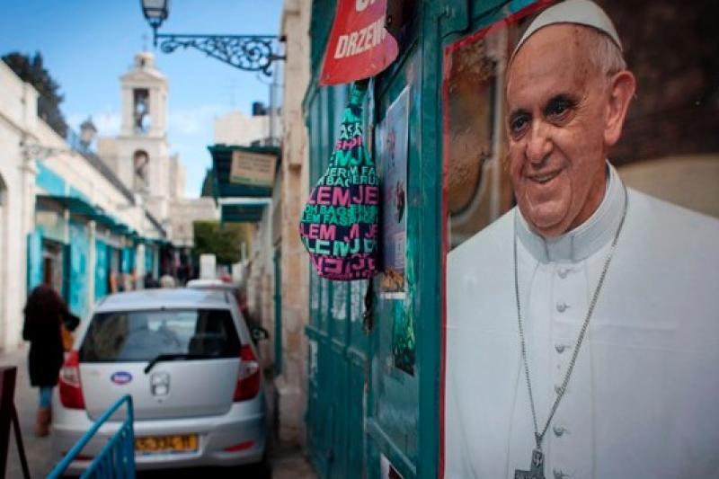 天主教教宗方濟各的開放態度營造出對話新可能(美聯社)