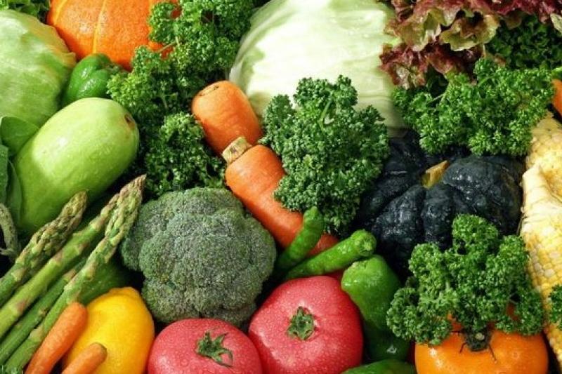 想要醫生遠離我,最好「一日七蔬果」。(取自網路)