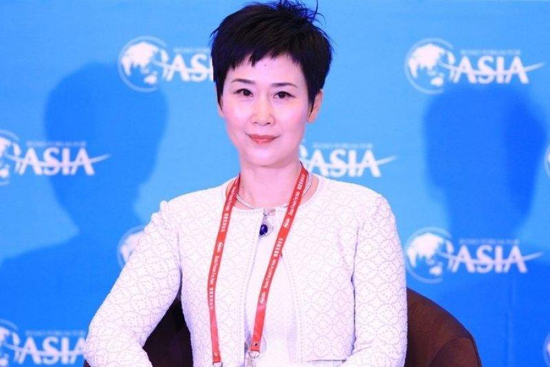 中國前總理李鵬之女李小琳長年經商,近來引發許多爭議。(取自網路)