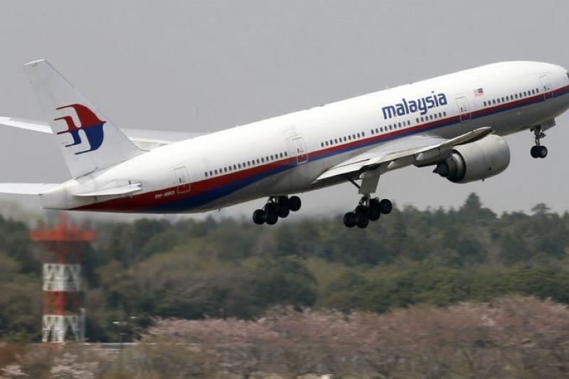 「印度時報」網站刊登評論文章,提到馬來西亞航空公司班機失蹤事件。凸顯了國際民航組織有接納台灣的必要性,以符合開放天空及無縫接軌原則。(取自網路)