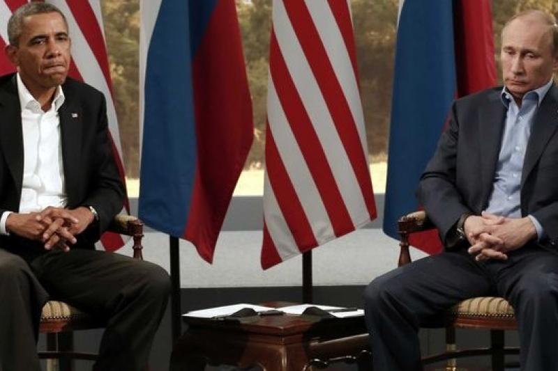 美俄關係目前已回不去,歐巴馬與普京相見不如不見。(美聯社)