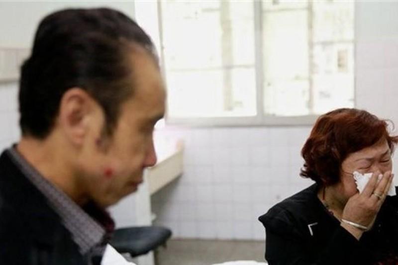 坐了18年冤獄的王本餘(左)與妹妹王秀蘭(右)。(取自網路)