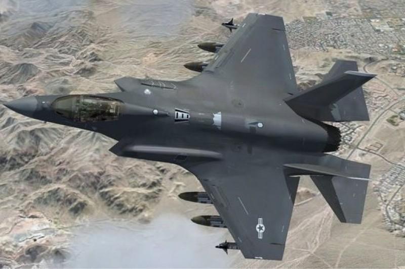 美國洛克希德馬丁公司的F-35戰機遭批匿蹤功能不佳。(取自Lockheed Martin官網)