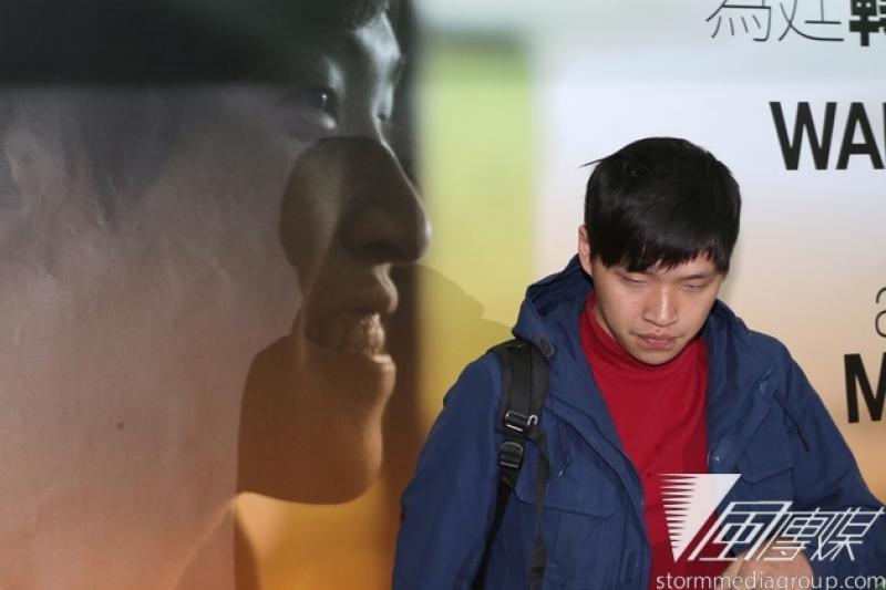 民進黨本已傾向苗栗不提名,禮讓學運領袖陳為廷,但陳為任自爆曾經涉及性騷擾,民進黨內猶疑是否不提名。(資料照片,余志偉攝)