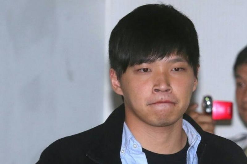 陳為廷日前自爆大學時代曾性騷擾女性,23日正式道歉,並表示「從今之後不會再犯同樣錯誤」。(余志偉攝)