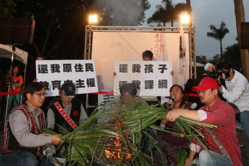 課綱微調是這幾年「中國化」或「去中國化」,具體而微的爭議戰場。(資料照/余志偉攝)