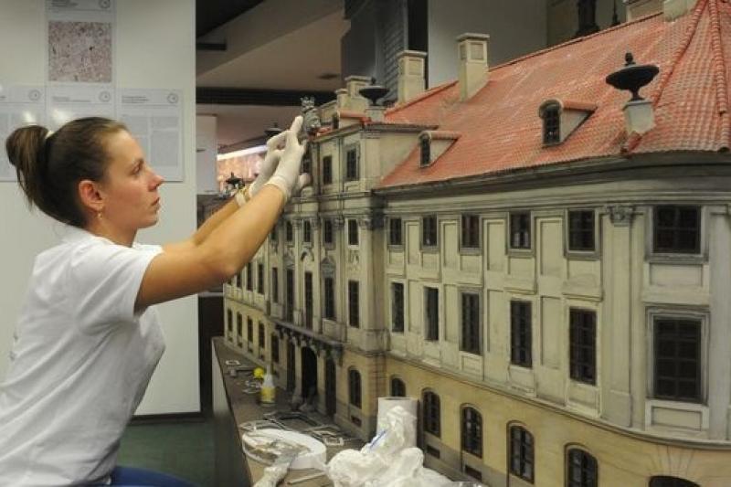 波蘭華沙的建築師巧手精心,要為這座歷史古城留下美好回憶。(美聯社)