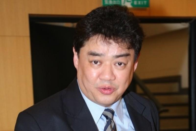 落籍於台灣多年的大陸民運人士吾爾開希決定不參與立委補選,但直接投入2016立委選舉。(余志偉攝)