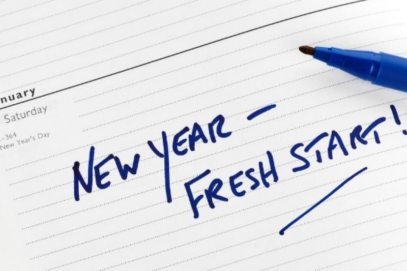 要提升生活品質,你只需要一個新年新希望(取自網路)