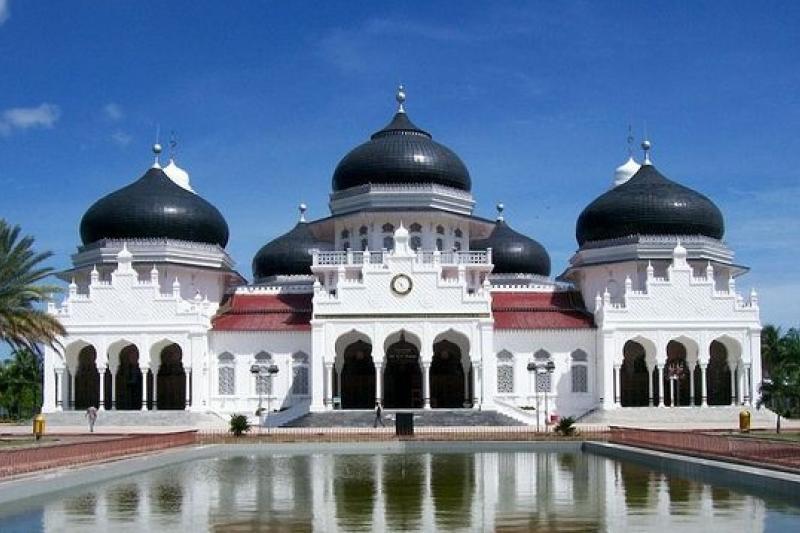 亞齊的大清真寺(維基百科)