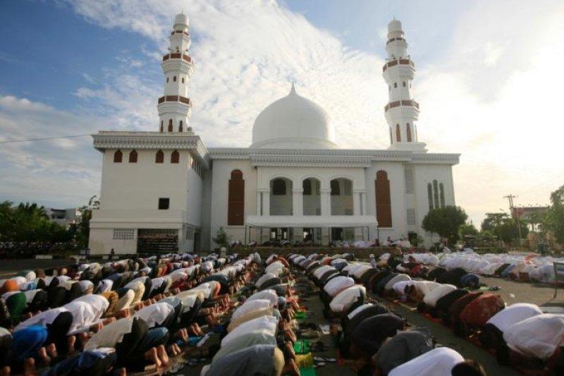 亞齊的清真寺。