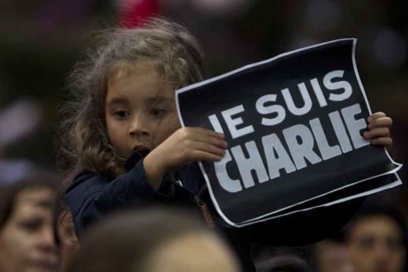 法國的《查理週刊》被恐怖份子攻擊。(美聯社)