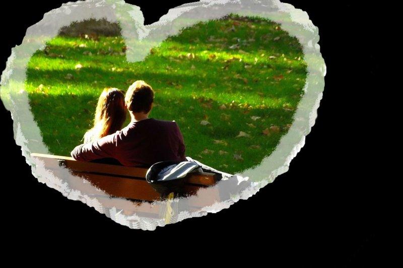 愛情並非出於偶然,墜入愛河是因為我們做了選擇。