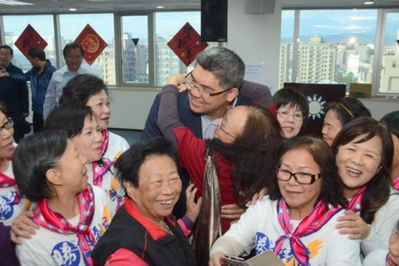 台北市長落選人連勝文在沈寂兩個月後,即將出任青年發展基金會執行長。(資料照/宋小海攝)
