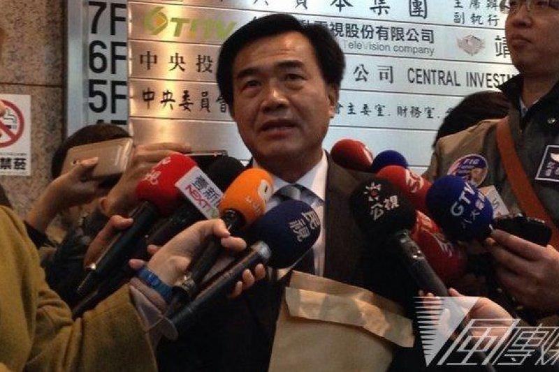李全教以16席議員突圍當選台南市議長引發爭議和討論。(資料照/羅暐智攝)