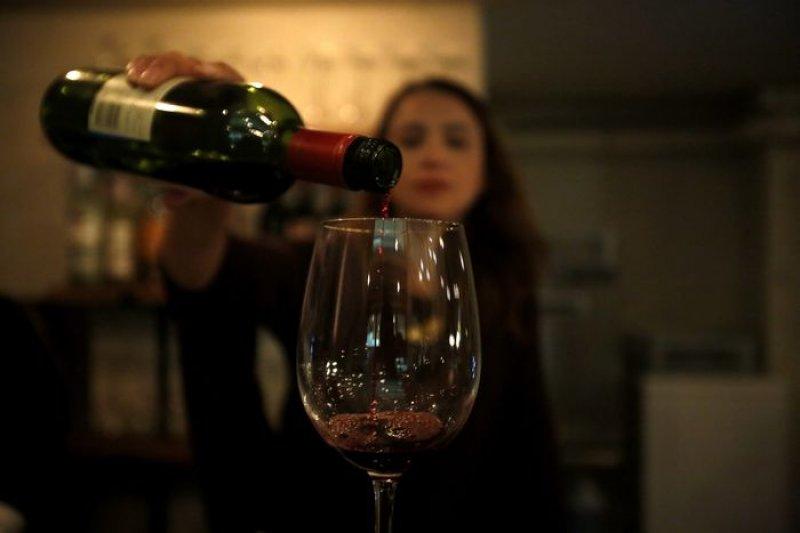 根據統計,美國成為全球酒品消費第1個國家。(美聯社)