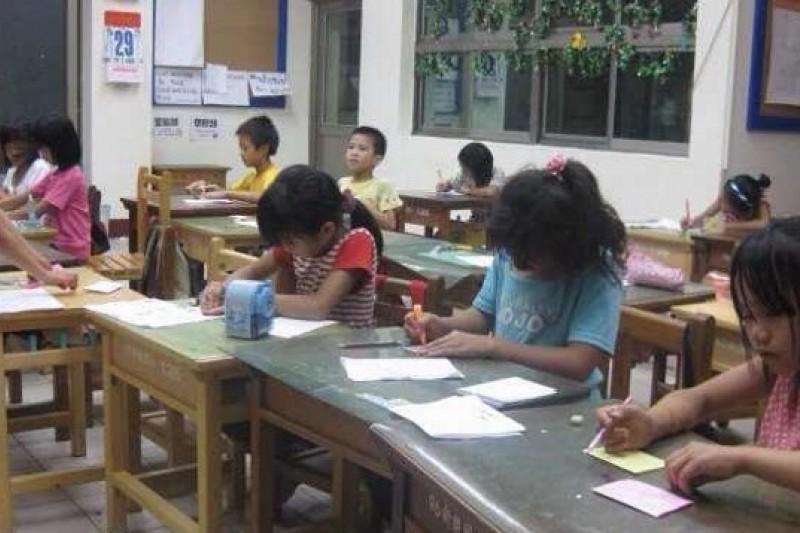 偏鄉國小學生每班人數少,但教師依然缺乏。(偏鄉老師提供)