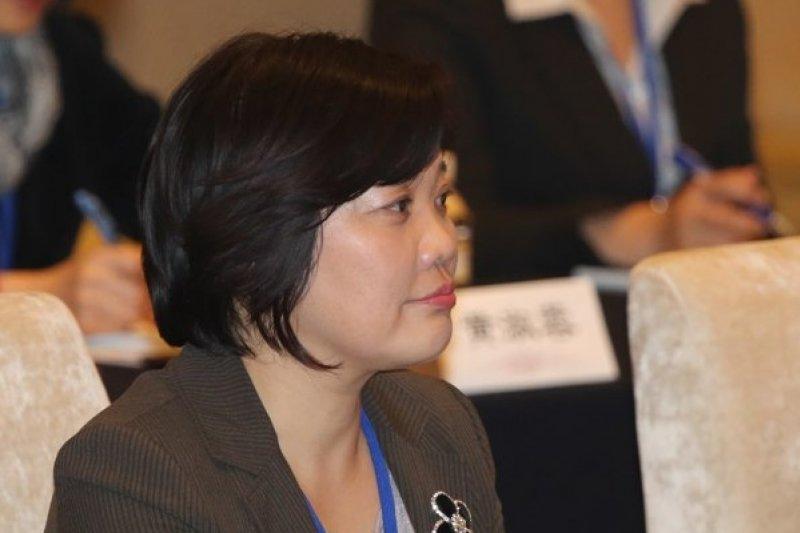 陸委會副主委吳美紅表示,航路問題仍在持續處理中,視後續情勢發展,現在談王張會「言之過早」。(資料照片,余志偉攝)