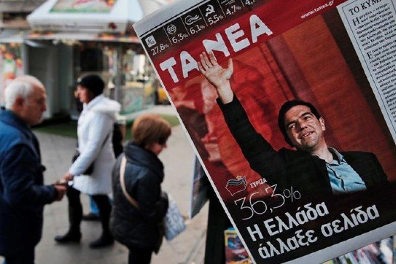 現在的台灣是比較像希臘還是韓國?是像委內瑞拉還是挪威?(美聯社)