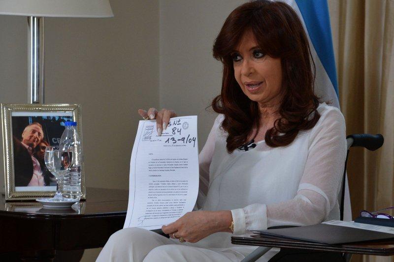 阿根廷知名檢察官遇害,總統費南德斯宣布解散並重組情報局。(維基百科)