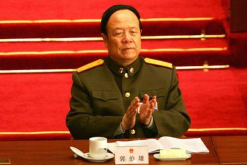前中央軍委副主席郭伯雄(資料照片)