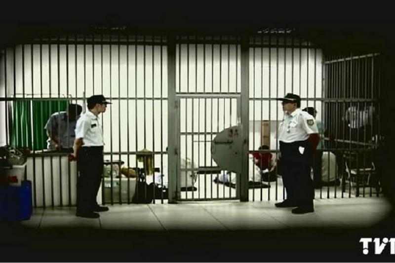 獄政改革刻不容緩,法務部想清楚了沒?(取自TVBS畫面)