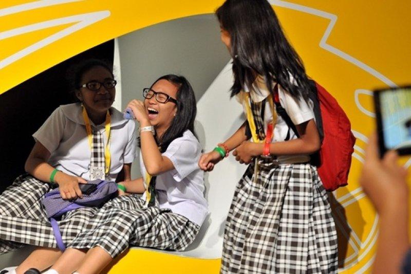 經濟合作暨發展組織5日發布報告,顯示全球學童的學業表現仍存在性別差距(美聯社)