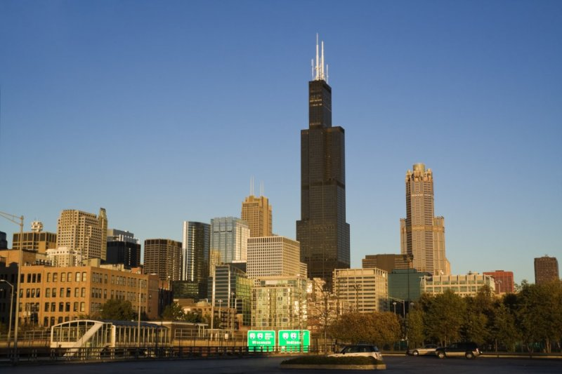 黑石集團買下美國芝加哥的地標大樓威利斯大廈。(取自威利斯官網)